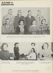 Page 7, 1951 Edition, Garden City Community College - Broncbuster Yearbook (Garden City, KS) online yearbook collection