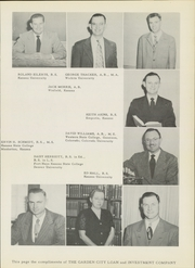 Page 9, 1951 Edition, Garden City Community College - Broncbuster Yearbook (Garden City, KS) online yearbook collection