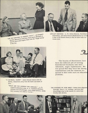 Page 10, 1953 Edition, Hutchinson Community College - Dragons Tale Yearbook (Hutchinson, KS) online yearbook collection