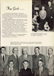 Page 9, 1953 Edition, Hutchinson Community College - Dragons Tale Yearbook (Hutchinson, KS) online yearbook collection