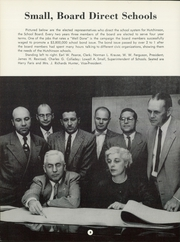 Page 12, 1957 Edition, Hutchinson Community College - Dragons Tale Yearbook (Hutchinson, KS) online yearbook collection