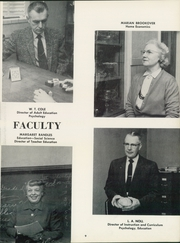 Page 13, 1957 Edition, Hutchinson Community College - Dragons Tale Yearbook (Hutchinson, KS) online yearbook collection