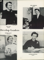 Page 15, 1957 Edition, Hutchinson Community College - Dragons Tale Yearbook (Hutchinson, KS) online yearbook collection