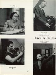 Page 16, 1957 Edition, Hutchinson Community College - Dragons Tale Yearbook (Hutchinson, KS) online yearbook collection