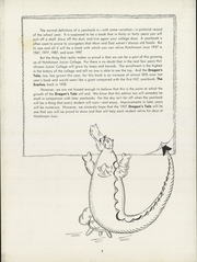 Page 6, 1957 Edition, Hutchinson Community College - Dragons Tale Yearbook (Hutchinson, KS) online yearbook collection