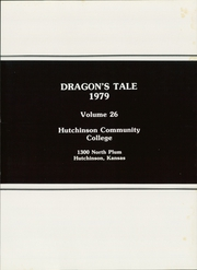 Page 5, 1979 Edition, Hutchinson Community College - Dragons Tale Yearbook (Hutchinson, KS) online yearbook collection