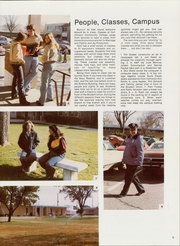 Page 13, 1981 Edition, Hutchinson Community College - Dragons Tale Yearbook (Hutchinson, KS) online yearbook collection