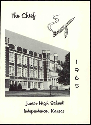 Page 7, 1965 Edition, Independence Middle School - Chief Yearbook (Independence, KS) online yearbook collection