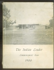 1966 Edition, Haskell Indian Nations University - Indian Leader Yearbook (Lawrence, KS)
