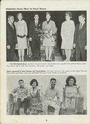 Page 10, 1966 Edition, Haskell Indian Nations University - Indian Leader Yearbook (Lawrence, KS) online yearbook collection