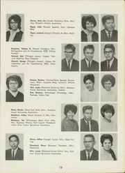 Page 15, 1966 Edition, Haskell Indian Nations University - Indian Leader Yearbook (Lawrence, KS) online yearbook collection