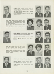 Page 17, 1966 Edition, Haskell Indian Nations University - Indian Leader Yearbook (Lawrence, KS) online yearbook collection