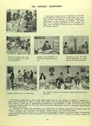 Page 71, 1968 Edition, Haskell Indian Nations University - Indian Leader Yearbook (Lawrence, KS) online yearbook collection