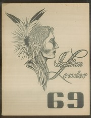 1969 Edition, Haskell Indian Nations University - Indian Leader Yearbook (Lawrence, KS)