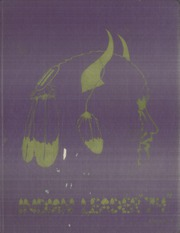 1974 Edition, Haskell Indian Nations University - Indian Leader Yearbook (Lawrence, KS)