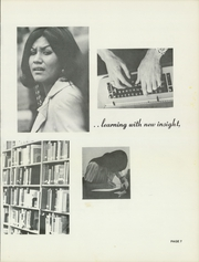 Page 11, 1975 Edition, Haskell Indian Nations University - Indian Leader Yearbook (Lawrence, KS) online yearbook collection