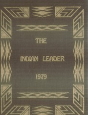 1979 Edition, Haskell Indian Nations University - Indian Leader Yearbook (Lawrence, KS)