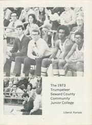 Page 7, 1973 Edition, Seward County Community College - Trumpeter Yearbook (Liberal, KS) online yearbook collection