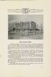 Page 9, 1920 Edition, McPherson College - Quadrangle Yearbook (McPherson, KS) online yearbook collection