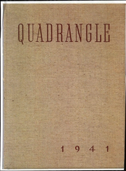 1941 Edition, McPherson College - Quadrangle Yearbook (McPherson, KS)