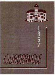 1957 Edition, McPherson College - Quadrangle Yearbook (McPherson, KS)