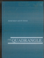 1964 Edition, McPherson College - Quadrangle Yearbook (McPherson, KS)
