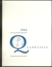 1965 Edition, McPherson College - Quadrangle Yearbook (McPherson, KS)