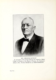 Page 10, 1917 Edition, Bethel College - Graymaroon Yearbook (North Newton, KS) online yearbook collection