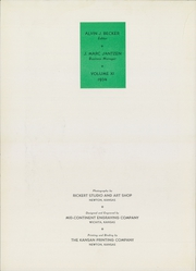 Page 6, 1934 Edition, Bethel College - Graymaroon Yearbook (North Newton, KS) online yearbook collection