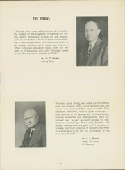 Page 15, 1948 Edition, Bethel College - Graymaroon Yearbook (North Newton, KS) online yearbook collection