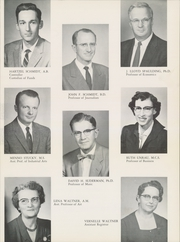 Page 17, 1960 Edition, Bethel College - Graymaroon Yearbook (North Newton, KS) online yearbook collection