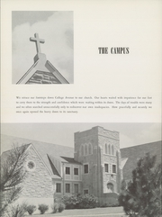 Page 8, 1960 Edition, Bethel College - Graymaroon Yearbook (North Newton, KS) online yearbook collection