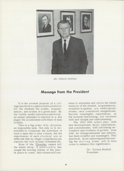 Page 10, 1962 Edition, Bethel College - Graymaroon Yearbook (North Newton, KS) online yearbook collection