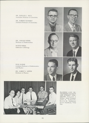 Page 15, 1962 Edition, Bethel College - Graymaroon Yearbook (North Newton, KS) online yearbook collection