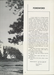 Page 7, 1962 Edition, Bethel College - Graymaroon Yearbook (North Newton, KS) online yearbook collection