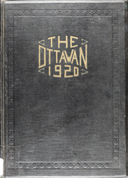 1920 Edition, Ottawa University - Ottawan Yearbook (Ottawa, KS)