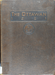 1921 Edition, Ottawa University - Ottawan Yearbook (Ottawa, KS)