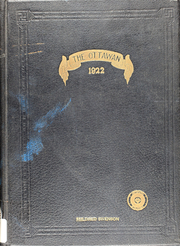 1922 Edition, Ottawa University - Ottawan Yearbook (Ottawa, KS)