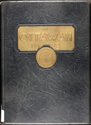 1923 Edition, Ottawa University - Ottawan Yearbook (Ottawa, KS)