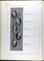 Page 38, 1923 Edition, Ottawa University - Ottawan Yearbook (Ottawa, KS) online yearbook collection