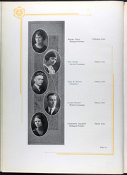 Page 40, 1923 Edition, Ottawa University - Ottawan Yearbook (Ottawa, KS) online yearbook collection