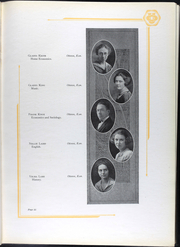 Page 43, 1923 Edition, Ottawa University - Ottawan Yearbook (Ottawa, KS) online yearbook collection