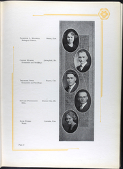 Page 45, 1923 Edition, Ottawa University - Ottawan Yearbook (Ottawa, KS) online yearbook collection