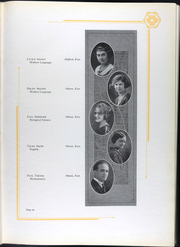 Page 47, 1923 Edition, Ottawa University - Ottawan Yearbook (Ottawa, KS) online yearbook collection
