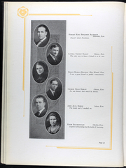 Page 50, 1923 Edition, Ottawa University - Ottawan Yearbook (Ottawa, KS) online yearbook collection