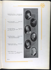 Page 51, 1923 Edition, Ottawa University - Ottawan Yearbook (Ottawa, KS) online yearbook collection