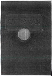 1924 Edition, Ottawa University - Ottawan Yearbook (Ottawa, KS)
