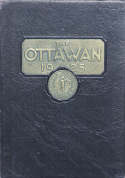 1925 Edition, Ottawa University - Ottawan Yearbook (Ottawa, KS)