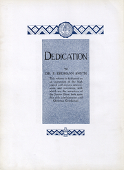 Page 5, 1925 Edition, Ottawa University - Ottawan Yearbook (Ottawa, KS) online yearbook collection