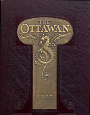 1927 Edition, Ottawa University - Ottawan Yearbook (Ottawa, KS)